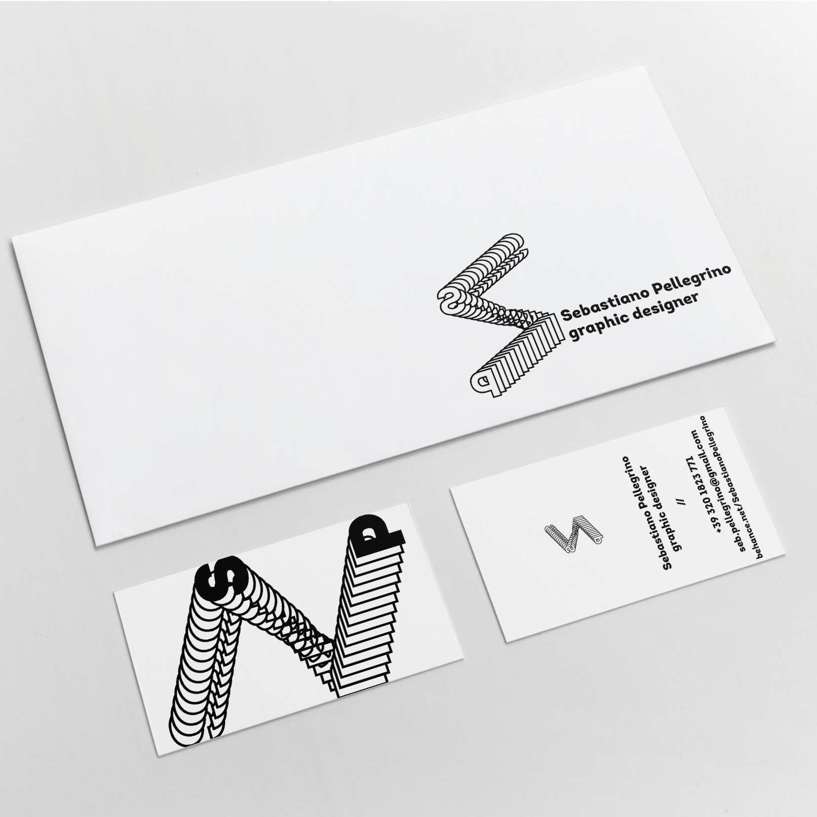 Self ID - Business Card e Busta da lettere