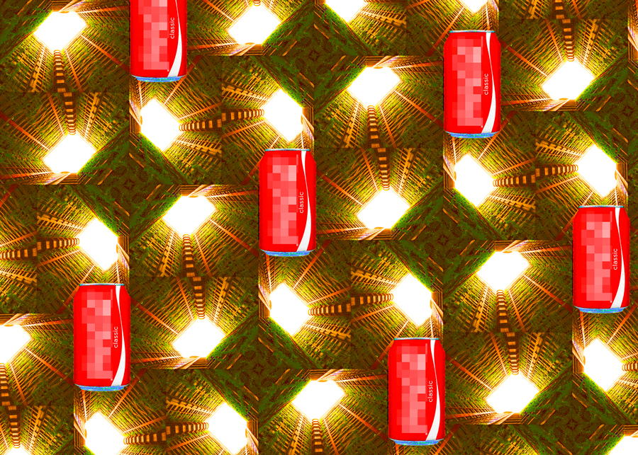 Pattern Collection - Coke