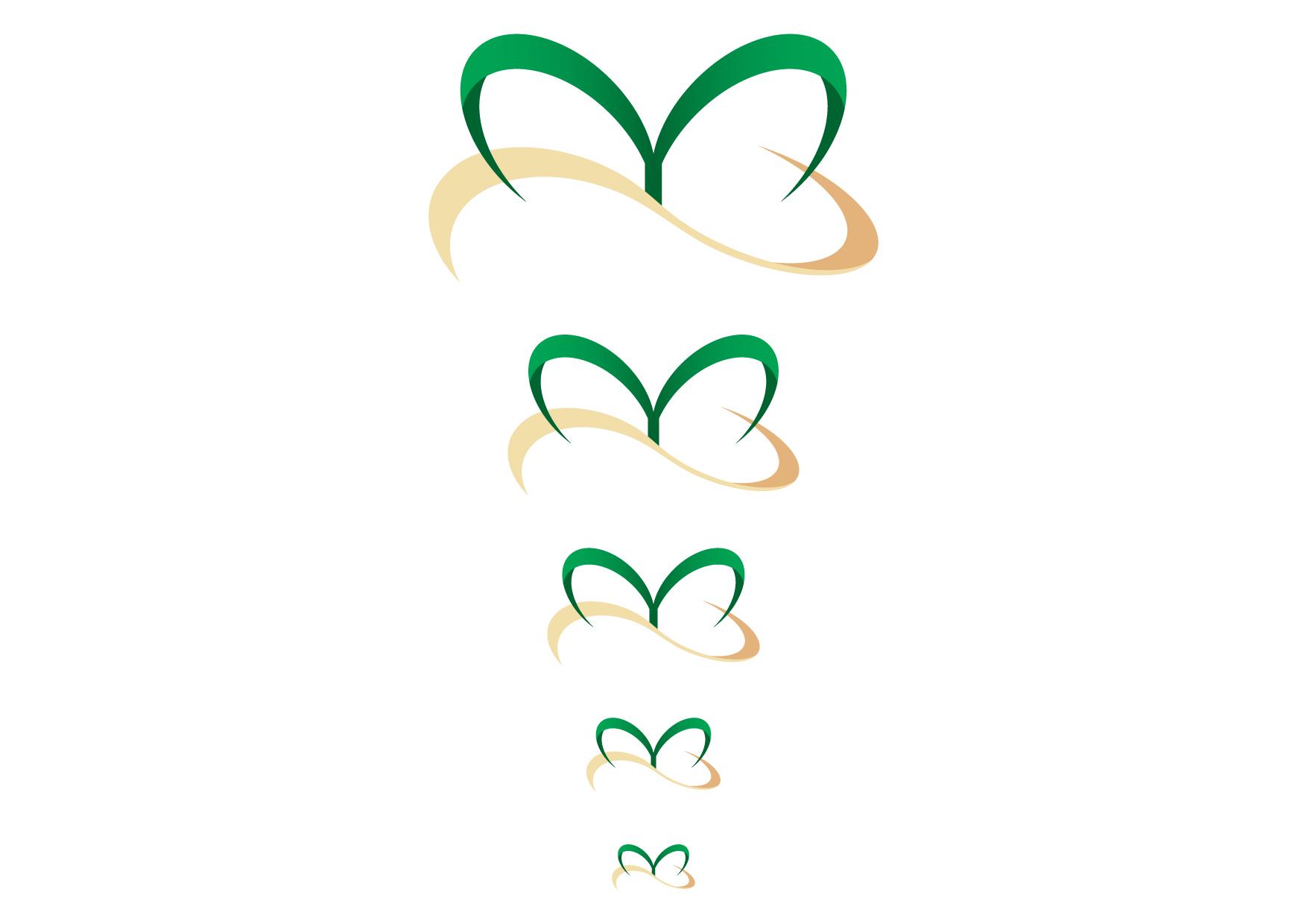 Germoglio di Giustizia - Dimensioni Logo