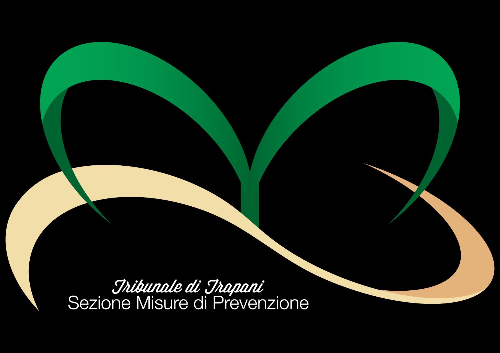 Germoglio di Giustizia - Logo su fondo nero