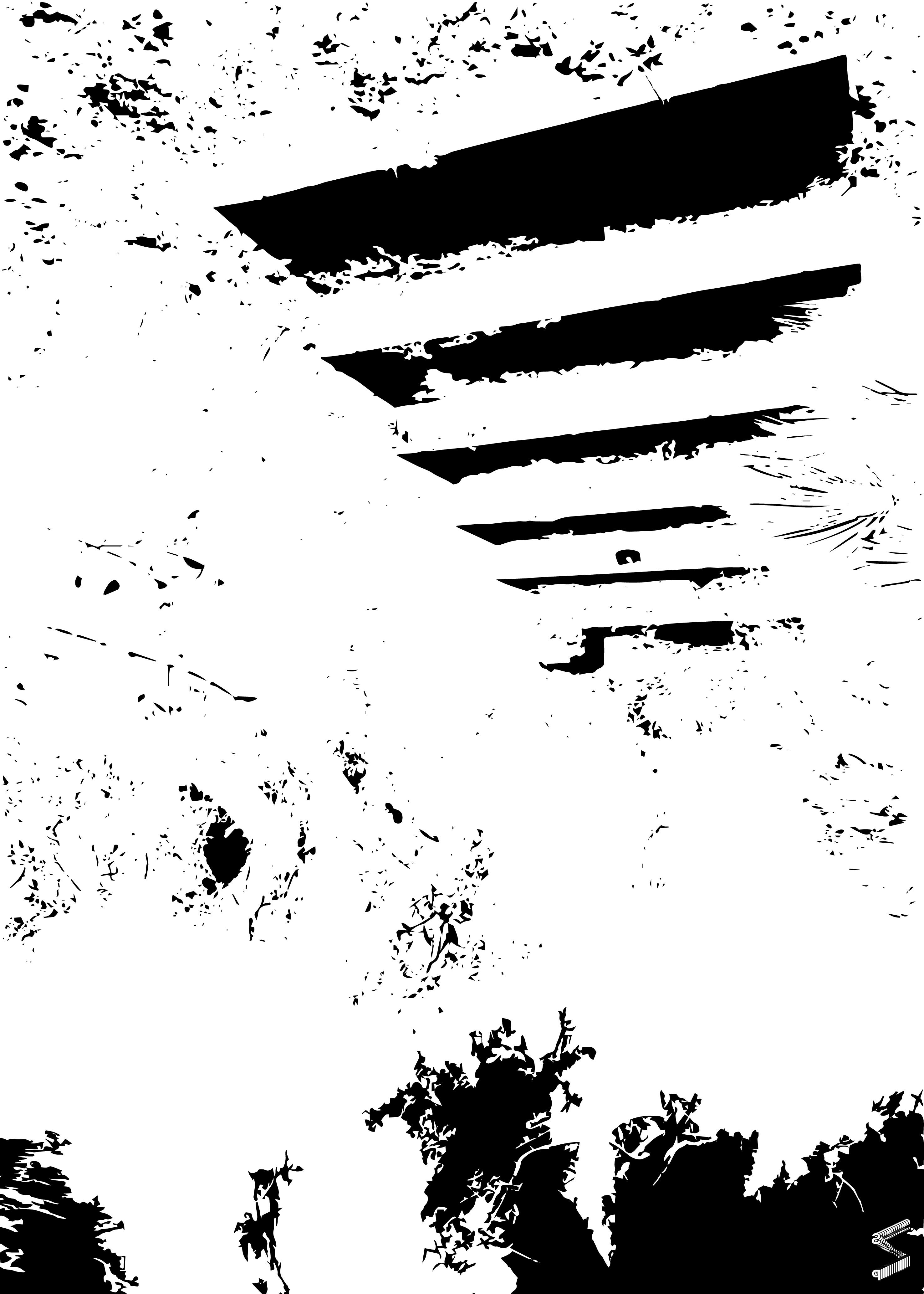 Ink - Stair