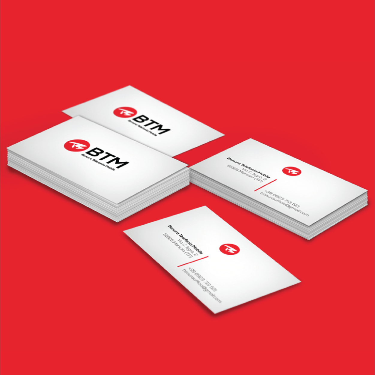 BTM - Business Card