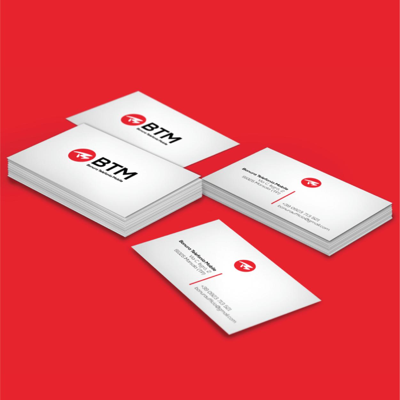 BTM - Business Card