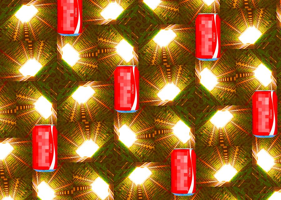 Pattern Collection - Coke