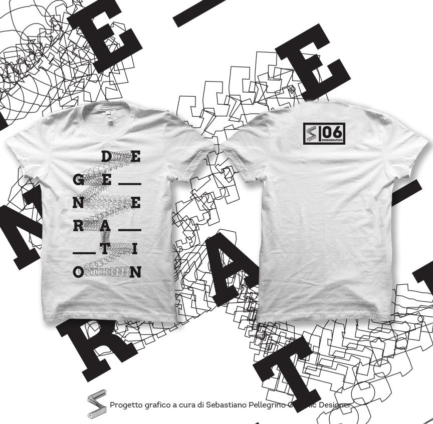 Tshirt Collection - Degeneration