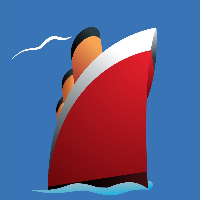 Batò Amaro Siciliano - Illustrazione nave