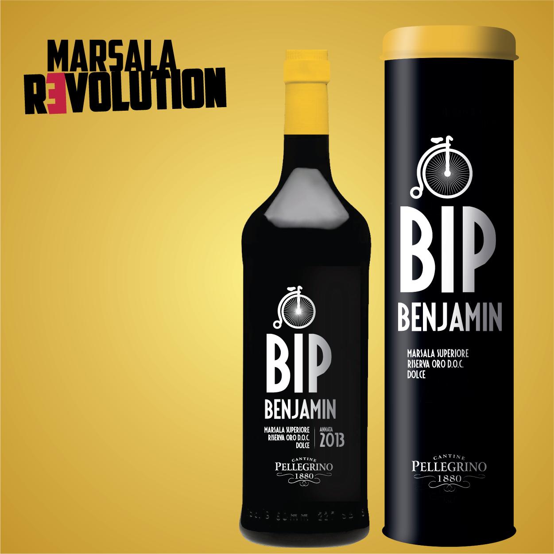 Bip Benjamin - bottiglia e astuccio