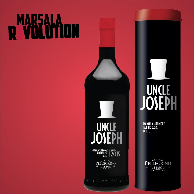 Uncle Joseph - bottiglia e astuccio